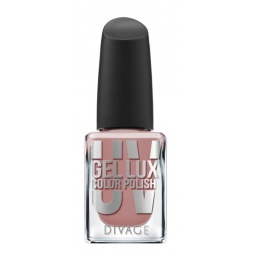 фото Лак для ногтей DIVAGE UV Gel Lux. Тон: 04