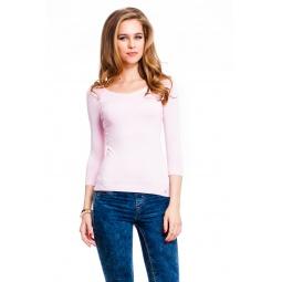 фото Кофта Mondigo 023. Цвет: бледно-розовый. Размер одежды: 44