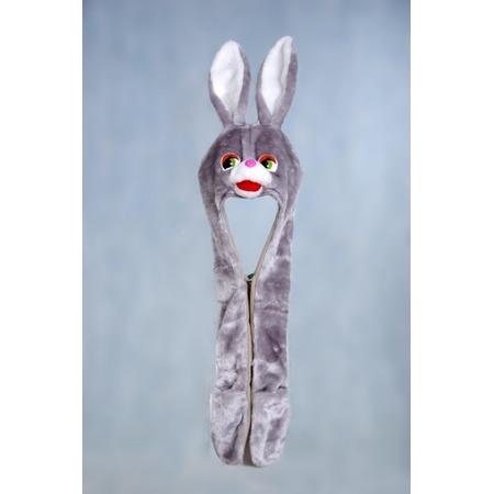 Купить Шапка карнавальная для ребенка Костюмы «Заяц» Ш-04. В ассортименте
