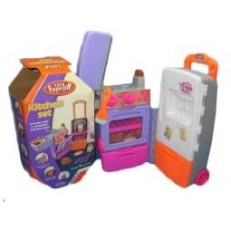 фото Плита портативная игрушечная Shantou Gepai 628545