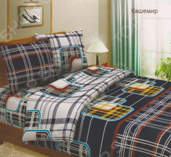Комплект постельного белья BegAl БК002-561-1. 2-спальный2-спальные<br>Комплект постельного белья BegAl БК002-561-1 это сочетание стильного элегантного дизайна и прекрасного качества исполнения. Он не только внесет яркий акцент в интерьер вашей спальни, но и добавит ей утонченности, изысканности и роскоши. В набор входит пододеяльник, простыня и две наволочки. Постельное белье выполнено из высококачественной бязи и украшено оригинальным набивным рисунком. Бязь представляет собой хлопчатобумажную ткань полотняного переплетения. Она отлично зарекомендовала себя в пошиве постельного белья, благодаря своей воздухопроницаемости, легкости и устойчивости к истиранию. Ткани и готовые изделия производятся на современном импортном оборудовании и отвечают европейским стандартам качества. Рекомендуется стирать белье в деликатном режиме без использования агрессивных моющих средств.<br>