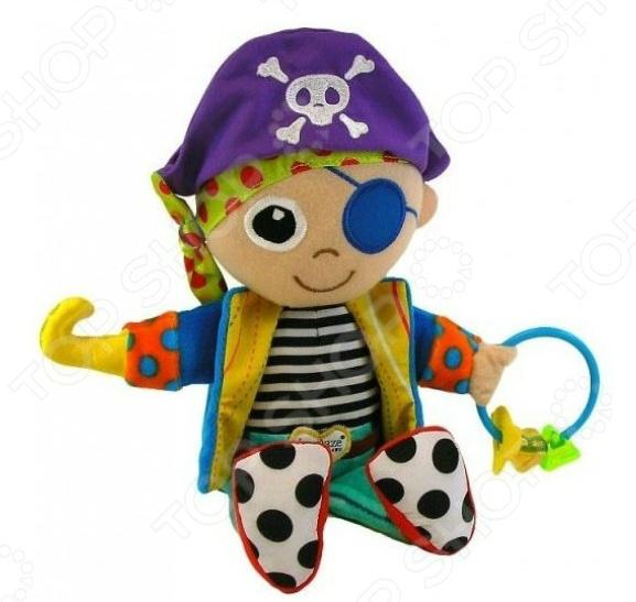 Мягкая игрушка Tomy Пират Пит