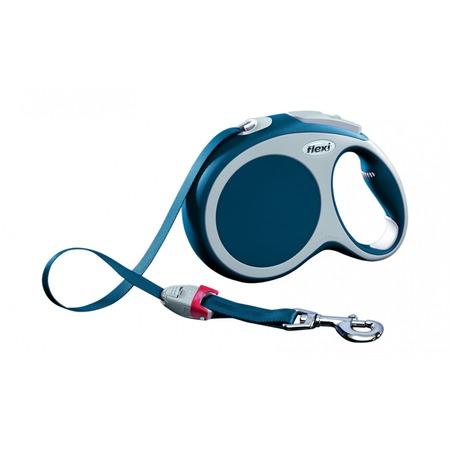 Купить Поводок-рулетка Flexi VARIO L. Цвет: синий