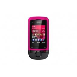 фото Мобильный телефон Nokia C2-05. Цвет: розовый