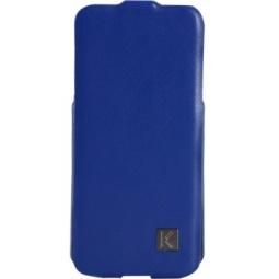 фото Чехол Kenzo Chik Case для iPhone 5. Цвет: синий
