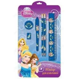 Купить Набор канцелярский Disney «Принцессы»