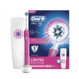 Купить Щетка зубная электрическая Braun D16.513.UX