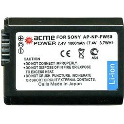 Купить Аккумулятор AcmePower AP-NP-FW50