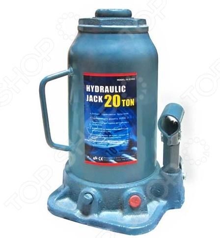 Домкрат гидравлический бутылочный с клапаном Megapower M-92004 домкрат белак бак 10044 8т