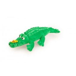фото Мягкая игрушка Fluffy Family «Крокодил с бабочкой»