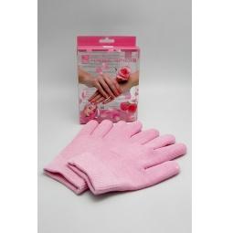 Купить Увлажняющие гелевые перчатки Beauty Style с экстрактом розы