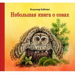 фото Небольшая книга о совах