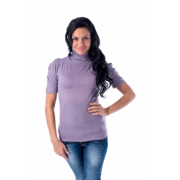 фото Свитер Mondigo 9449. Цвет: сиреневый. Размер одежды: 44