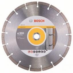 Купить Диск отрезной алмазный для угловых шлифмашин Bosch Professional for Universal