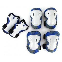 фото Комплект защиты для роликовых коньков X-MATCH 64549