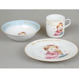 фото Набор посуды для детей Rosenberg 8794