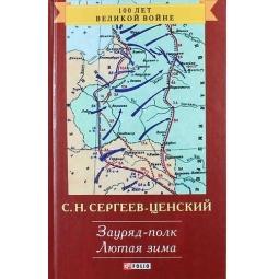 фото Зауряд-полк. Лютая зима