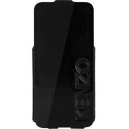 фото Чехол Kenzo Glossy Logo Case для iPhone 5. Цвет: черный