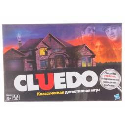 фото Настольная игра Hasbro Клуэдо обновленная