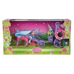 Купить Набор игровой Simba «Лошадка с каретой и фигурками» 4410389