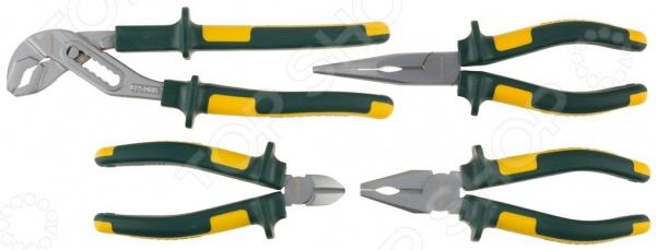 цена на Набор губцевого инструмента Kraftool Kraft-Max 22011-H4