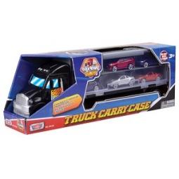 Купить Игровой набор Motormax «Грузовик-переносной кейс»