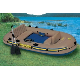 Купить Лодка надувная Intex «Экскурсия-4» 68324