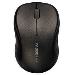 Купить Мышь Rapoo 3000p Grey USB