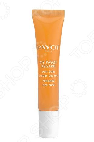 Средство для ухода за кожей вокруг глаз Payot с активными растительными экстрактами