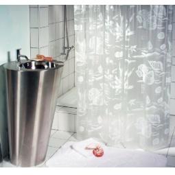 Купить Штора для ванной комнаты Spirella RIFF