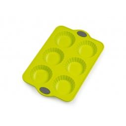 фото Форма для выпечки силиконовая Oursson BW3004S. Цвет: зеленый