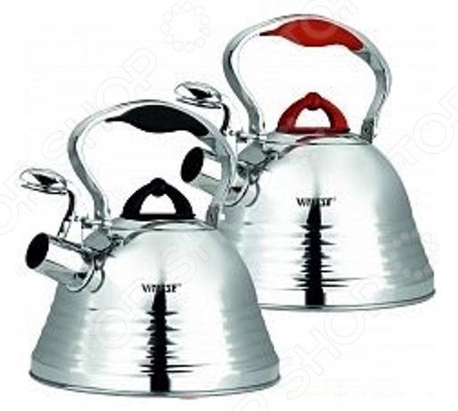 Чайник со свистком Vitesse VS-7811