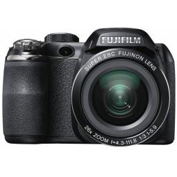 фото Фотокамера цифровая Fujifilm FinePix S4300. Цвет: черный