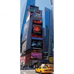 Купить Фотообои на дверь ARD Maximage «Улицы Нью-Йорка»