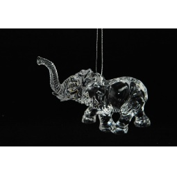 Купить Елочное украшение Crystal Deco «Слон»
