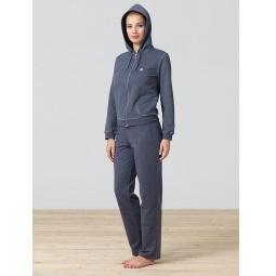 фото Брюки домашние женские BlackSpade 5721. Цвет: антрацит меланж. Размер одежды: S