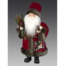 фото Игрушка новогодняя Holiday Classics «Дед Мороз Лесной»