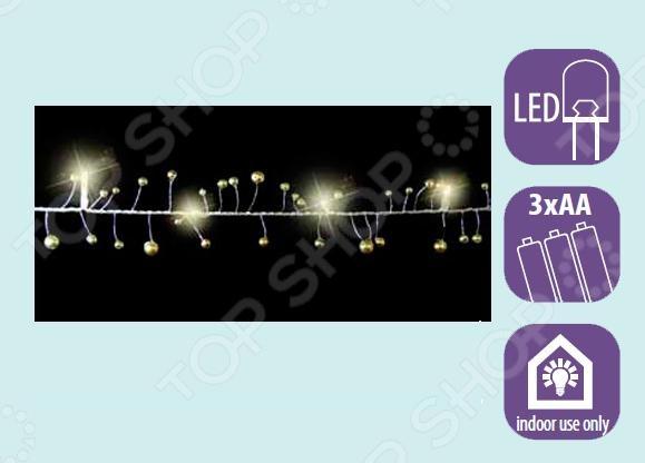 Гирлянда электрическая Luca Lighting «Бусы» 1694691