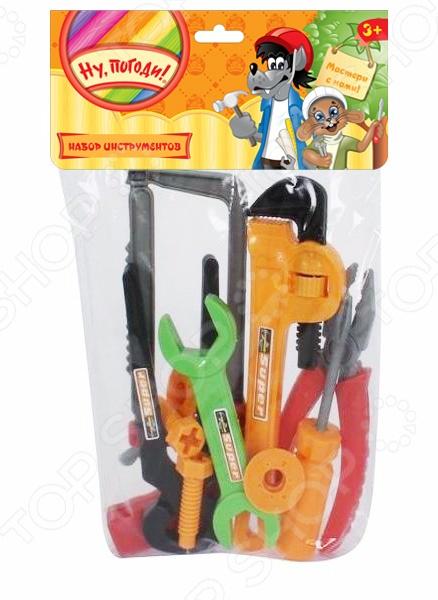 Набор инструментов игровой 1 Toy «Ну, погоди!» Т58342