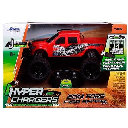 Купить Модель автомобиля 1:16 Jada Toys Ford 150 Raptor 2014