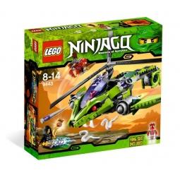 фото Конструктор LEGO Змеиный вертолет