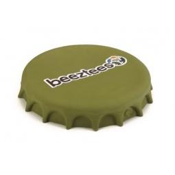 фото Игрушка для собак Beeztees Frisbee «Крышка от бутылки». Цвет: зеленый