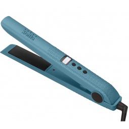 фото Щипцы для волос Delta DL-0510. Цвет: голубой
