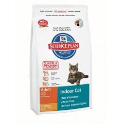 фото Корм сухой для кошек Hill's Science Plan Indoor Cat. Вес упаковки: 4 кг