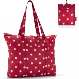 фото Сумка складная Reisenthel Mini Maxi Travelshopper Ruby Dots