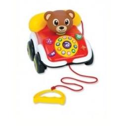 фото Каталка для малыша Zhorya «Телефон - мишка»