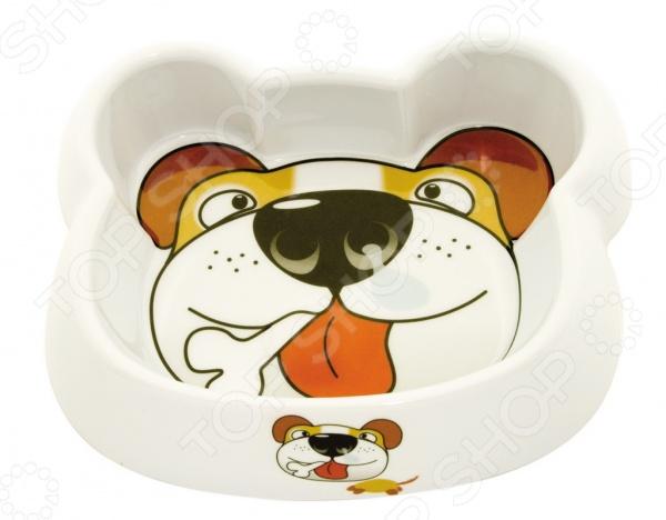 Миска для собак DEZZIE «Восторг»