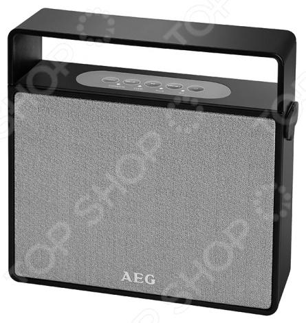 Система акустическая портативная AEG BSS 4830 портативная акустика aeg bss 4804 100вт bluetooth черный серый