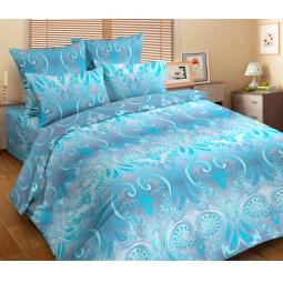 Комплект постельного белья DIANA P&W «Лазурь». 1,5-спальный