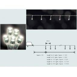 фото Гирлянда электрическая Luca Lighting 1694705. Цвет: белый